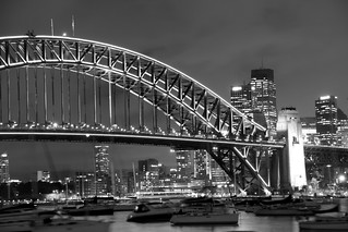 Vivid festival in black and white | by wyncliffe