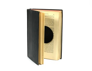 Tomorrow is Forever Ring Proposal Hollow Book Box Handmade | by Virtualdistortion