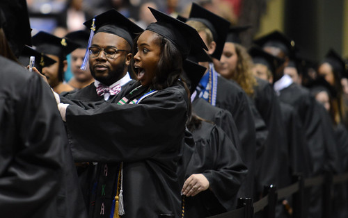 Commencement 2014   by Illinois Springfield
