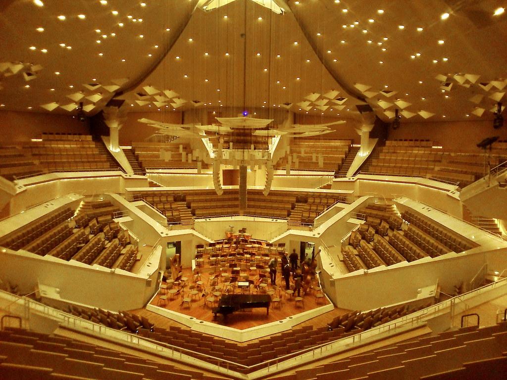 Konzert Philharmonie Berlin