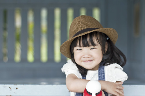 Kid | We need more smiles | by Jay Hsu - Chen Chieh