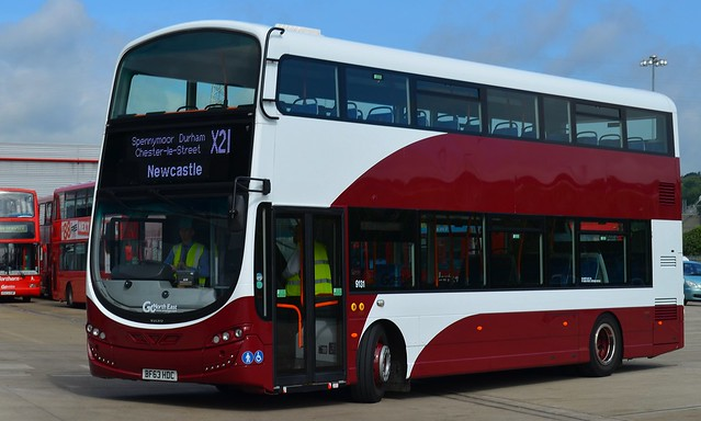 Go North East: 9131 / BF63HDC