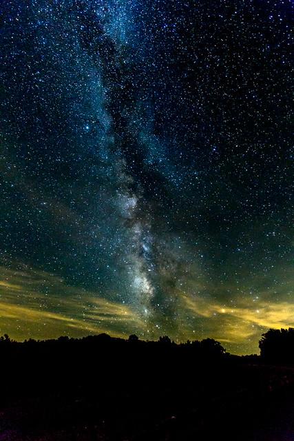 Milky Way III