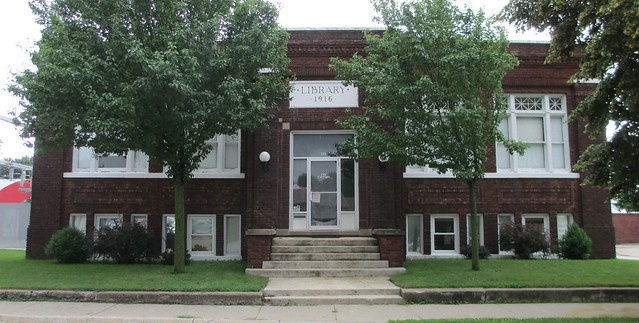 Carnegie Library (Greenfield, Iowa)