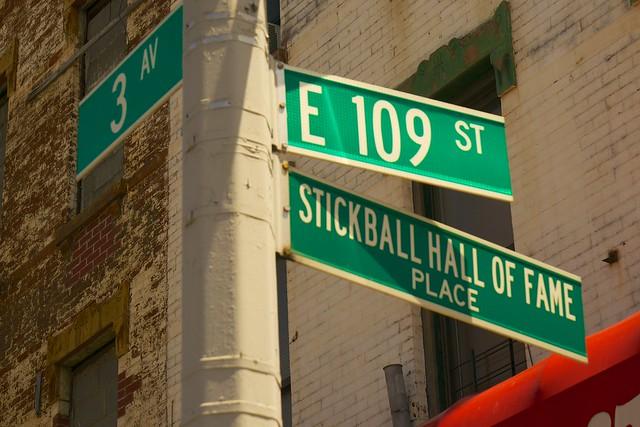 NYC Stickball, Jun 2014 - 02