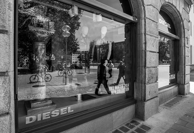 München im Schaufenster