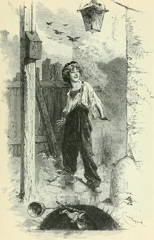 "Image from page 88 of ""Cent dessins : extraits des oeuvres de Victor Hugo : album specimen"" (1800)"