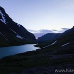 Cracker Lake Sunrise