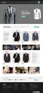Suit WooCommerce Responsive Theme