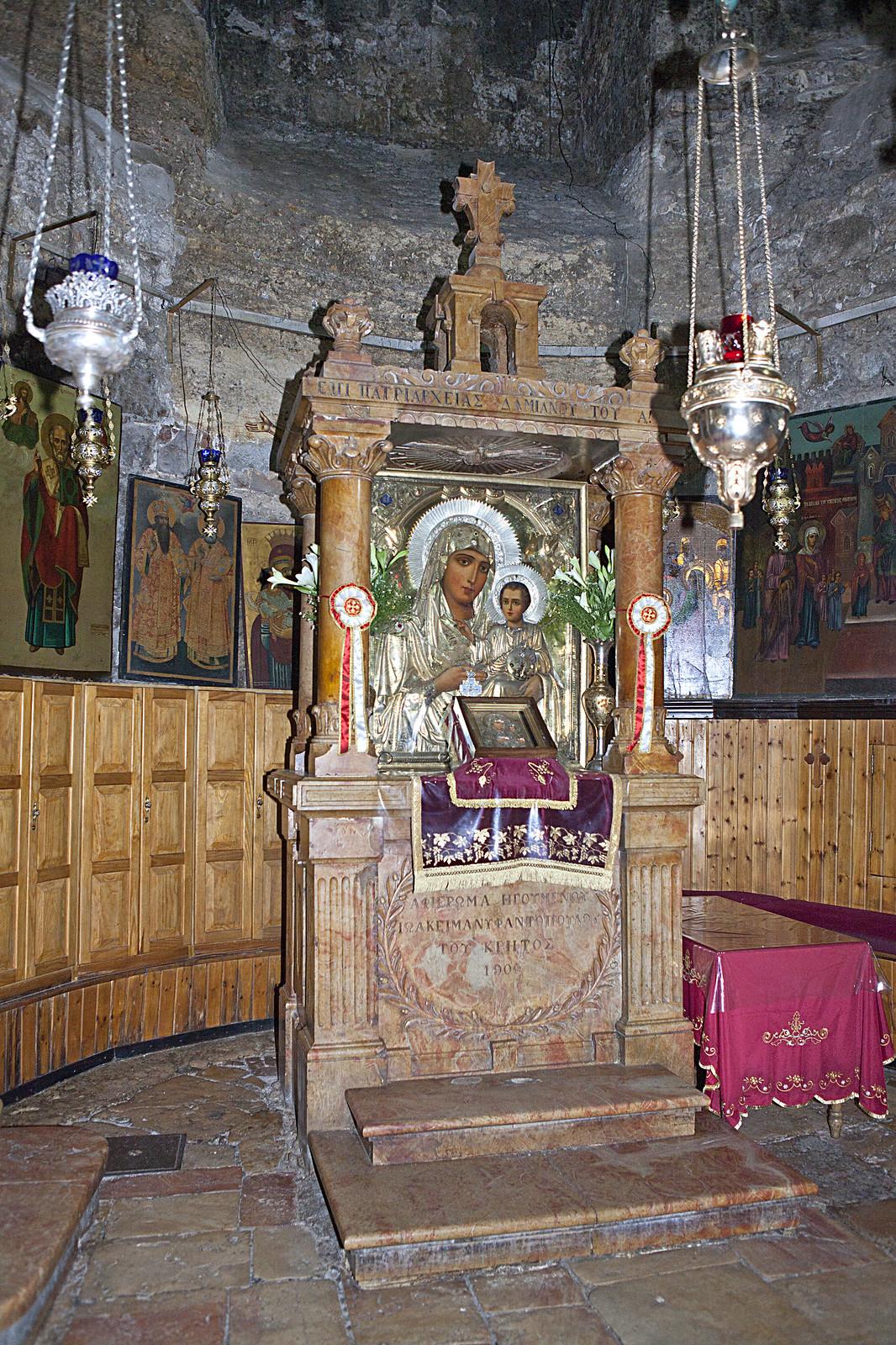 Jerusalem_The Tomb of the Virgin Mary_3_Mordagan_IMOT