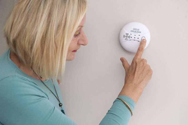 Carbon monoxide alarm | Easy DIY Home Automation Ideas For Beginners