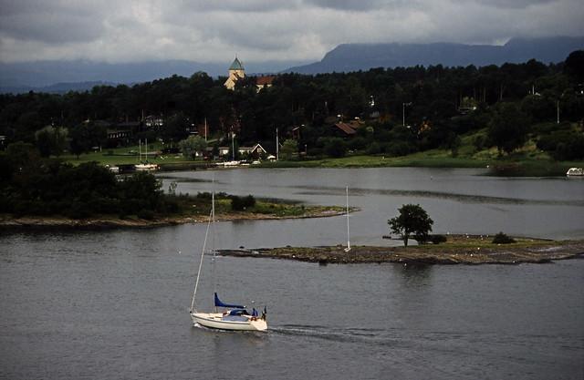 Norwegen 1998 (017) Oslofjord: Bygdøy