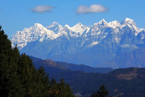 gonggila kyashar lhotse montagnes mounteverest nepal préci pattale solukhumbu thamserku