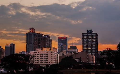night johannesburg lights sunset sunrise dusk dawn nikon city capital sun house clouds cloud sky outdoor street building skylines morning pano panorama panoramic southafrica longexposure
