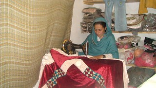 WEIF 2014 Ms Arzoo Bed Sheets, Hunza | by Trinity Jubilee Foundation