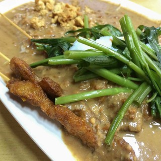vegetarian_villas_satay_mee_hoon | by littlegreenwok