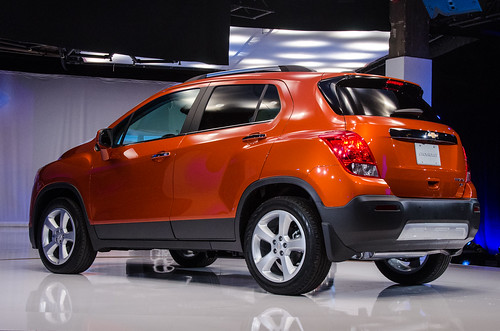 2015 Chevy Trax Photo