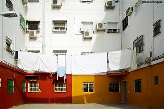 Tres Barrios — Sábanas   by jrodriguezgonzalez