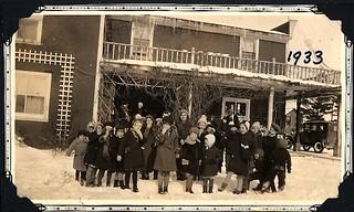 Northbrook Ontario Scene 1933