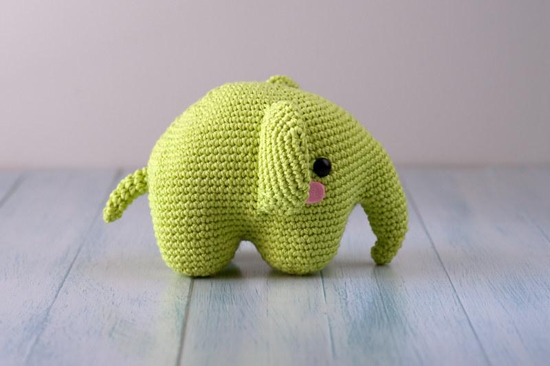 Amigurumi Elefante   Tejidos en Crochet Teje Bebé   533x800