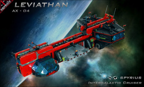 AX-04 - Leviathan | by spaceruner