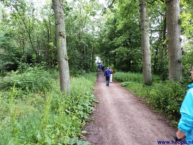 20-06-14  1e dag      Amersfoort         30 Km. (18)
