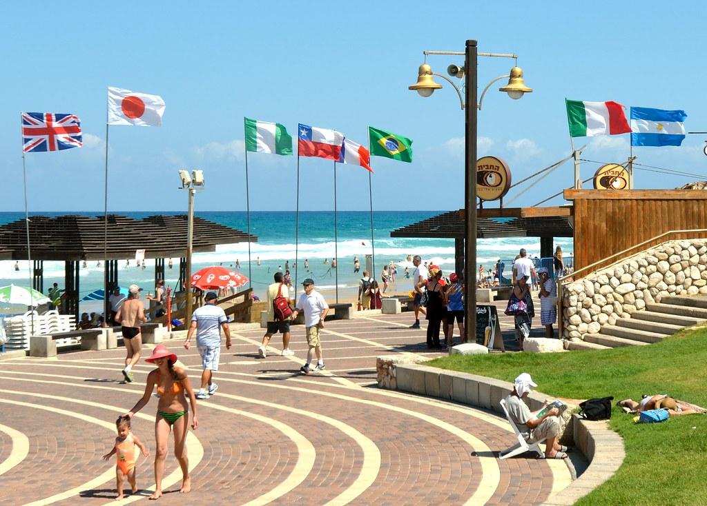 World Cup Beach