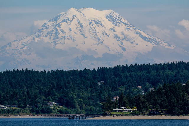 I Told You Mt Rainier Looms!