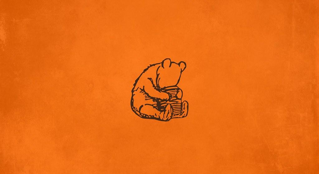 Winnie The Pooh Wallpaper A Minimalist Approach To Winnie