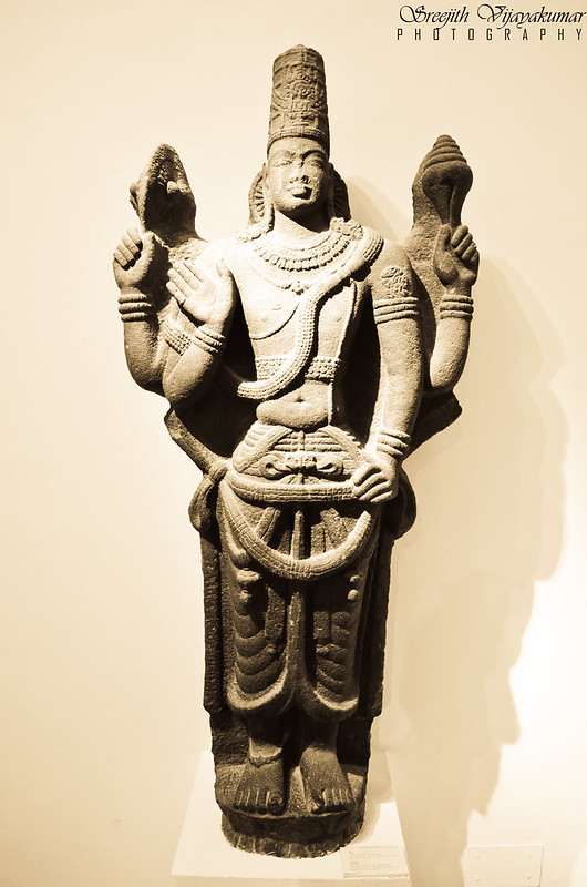 Vishnu, National Museum, New Delhi
