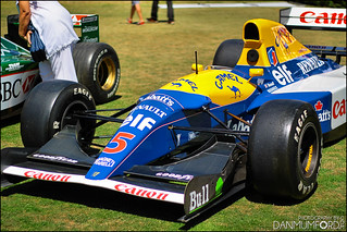 1992 Williams FW14 | by Dan Mumford