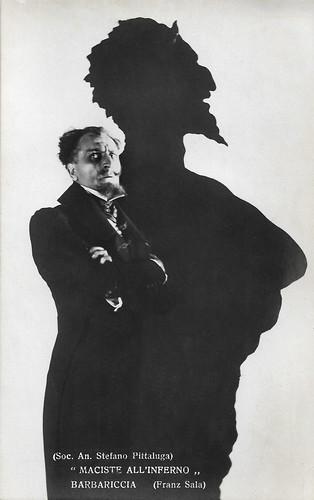 Franz Sala in Maciste all'inferno