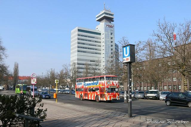 Wagen 2329, Büssing DE 71, Traditionsbus Berlin