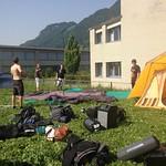 Eidgenössisches Jungschützenfest 2012 Glarus