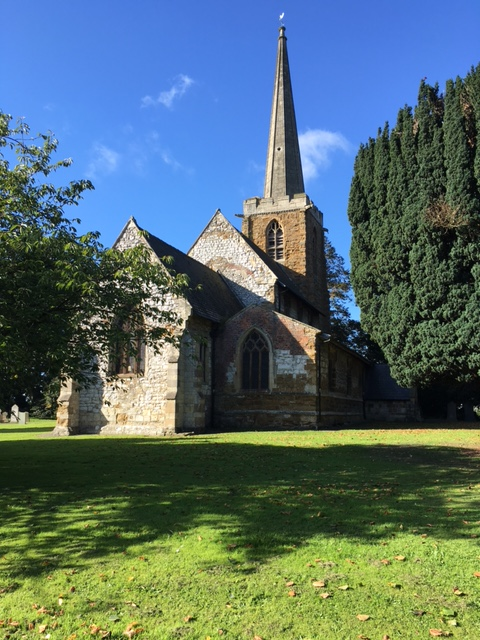 Lincolnshire ULCEBY St Nicholas