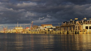 West Ocean City Marina   by jquill70