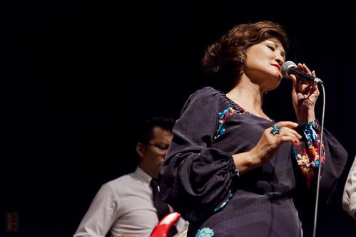 20140409-Shanghai Jazz - Yudi & WVC Trio+1 @ NBT745 | by horngyih