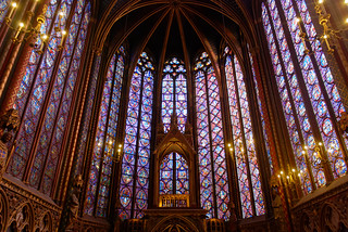 Sainte Chapelle | by hermenpaca