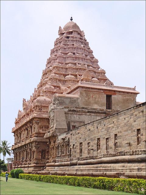 Temple de Pragatishwara (Gangaikondacholapuram, Inde)