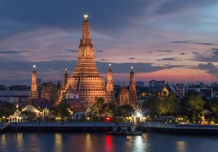 Wat Arun Sunset | by a300zx4pak