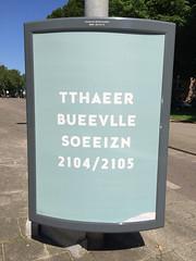 TTHAEER BUEEVLLE SOEEIZN 2014
