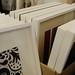 Selection of framed artwork