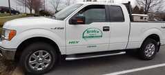 F150 3.7L V6 with CNG Prep Engine Package offered by Ford