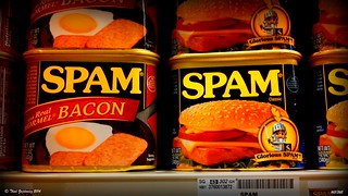 Spam! With Bacon!! | by Thad Zajdowicz