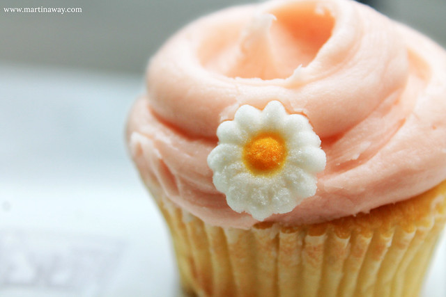 I cupcake di Magnolia Bakery
