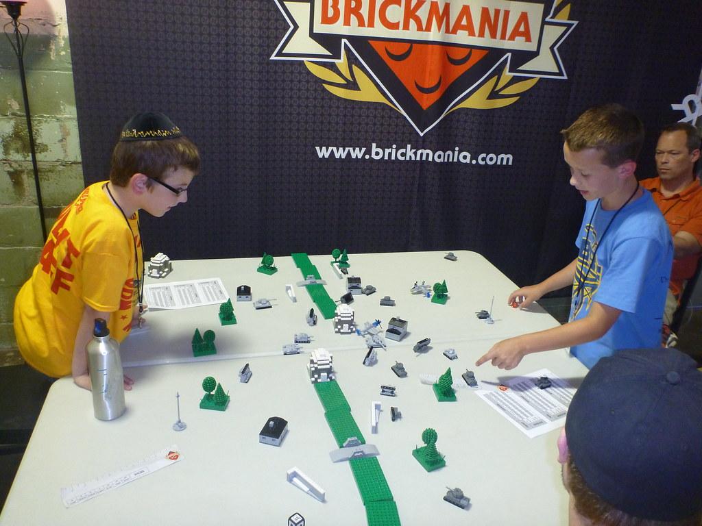 World War Brick 2014 — 008 | Micro Tank Battle Tournament