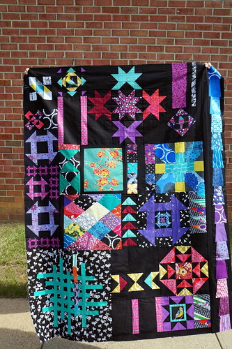 Progressive Quilt top! | by quiltyhabit