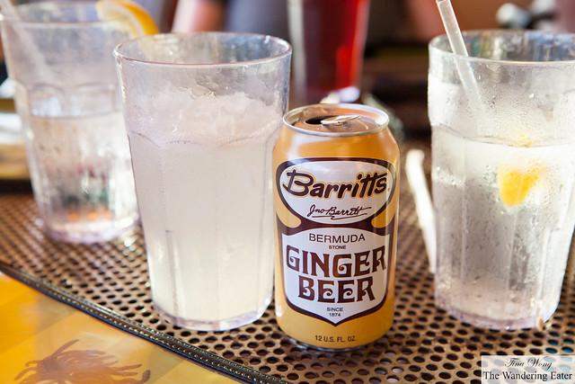 Starritt's Ginger beer