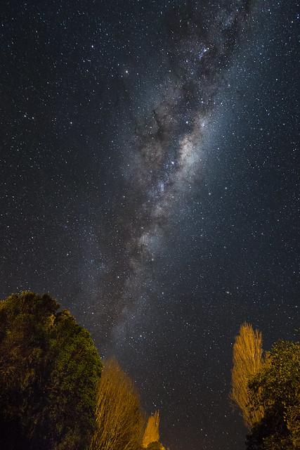 Night Sky, Mathesons Bay