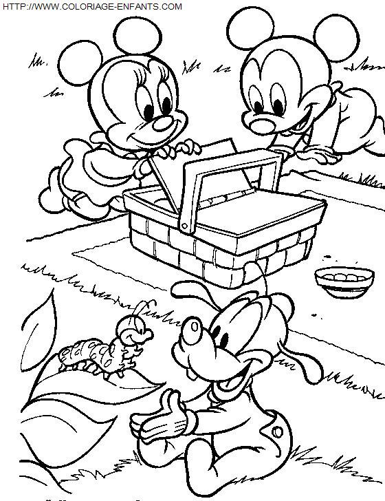 Desenhos Para Colorir Disney Bebes Desenhos Para Imprimir Flickr